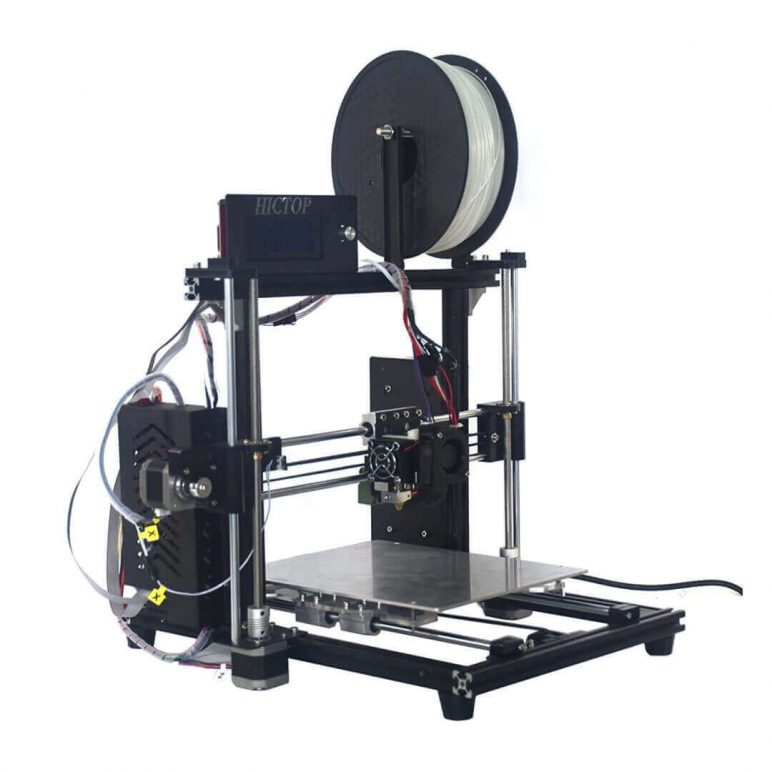Image of Best Prusa i3 Clone Alternatives with Special Features: Hictop Prusa i3