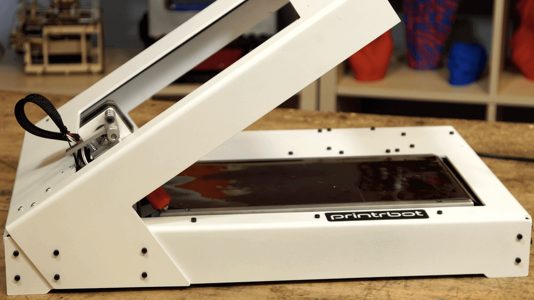 Printrbelt from Printrbot and Polar3D is Going to Blow your Mind | All3DP