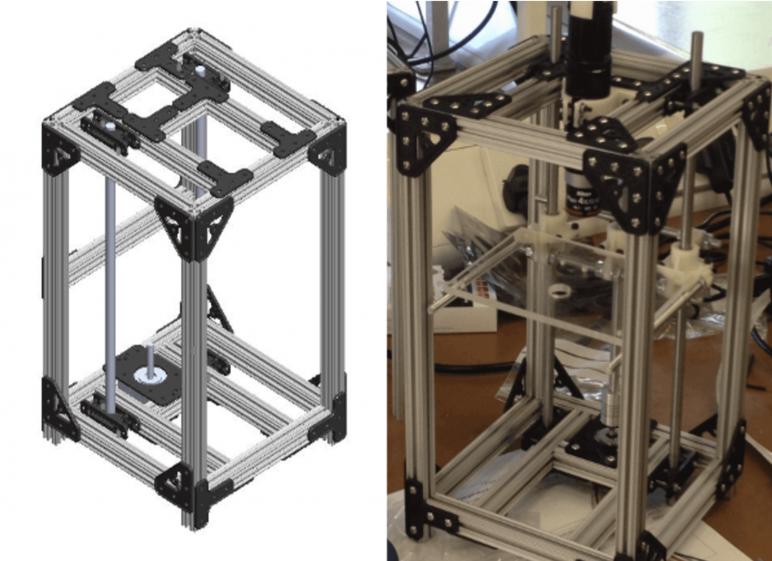 Image of Proyectos Raspberry Pi que puedes imprimir en 3D: Microscopio