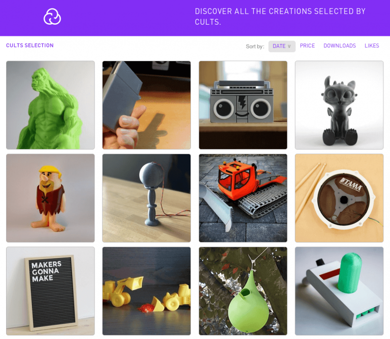 2019 Best Sites for Free STL Files & 3D Printer Models | All3DP
