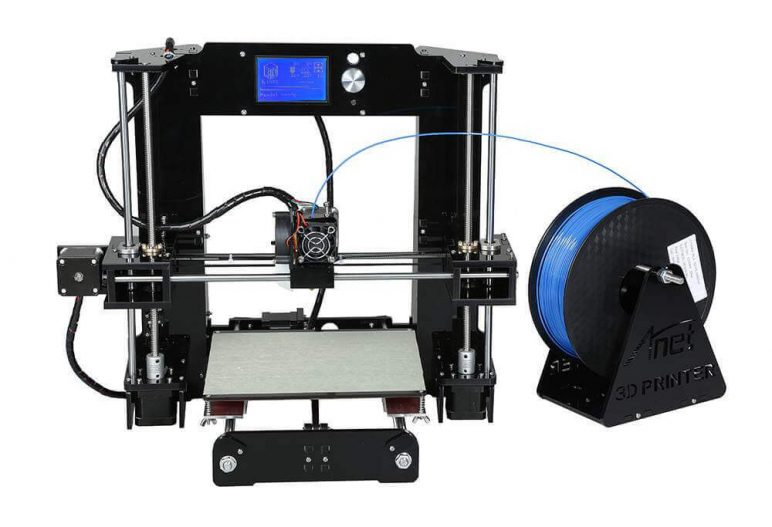 Image of Best Prusa i3 Clone Alternatives: The Largest: Anet A6