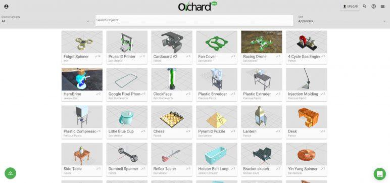 Image of Modèle3D gratuit - Meilleurs sites de téléchargement et archives3D de2018: Orchard