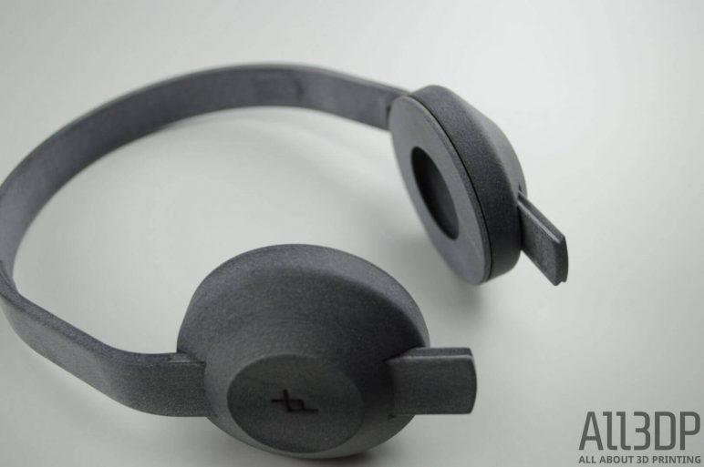 Image of Print Plus DIY Headphones Review: Design