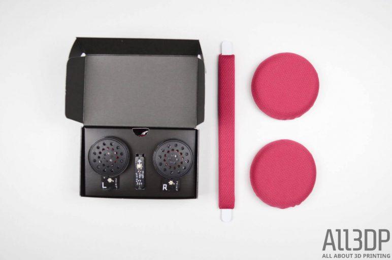 Image of Print Plus DIY Headphones Review: Unboxing