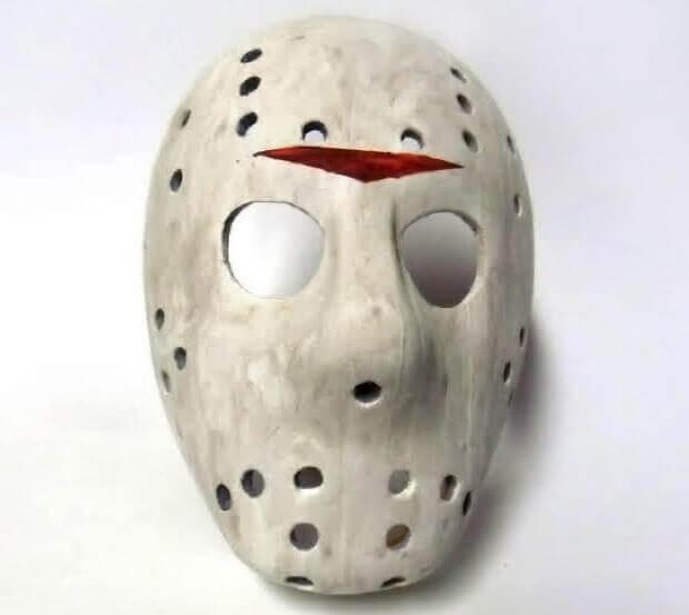 Image of 3D Printed Mask: Jason Voorhees