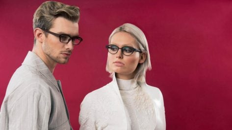 Featured image of Cabrio's 3D Printed Bi-Color Glasses Collection Have Stunning Finish