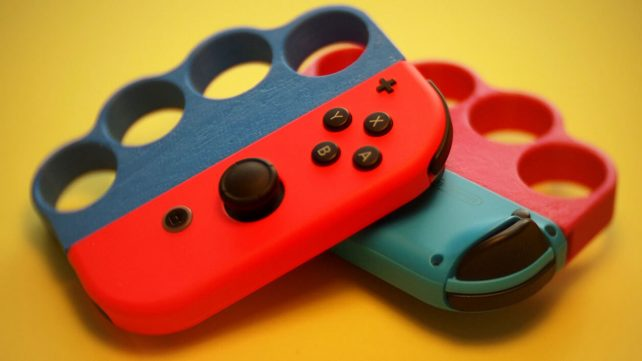 Featured image of 52 Fantastic Nintendo Switch Mods to 3D Print