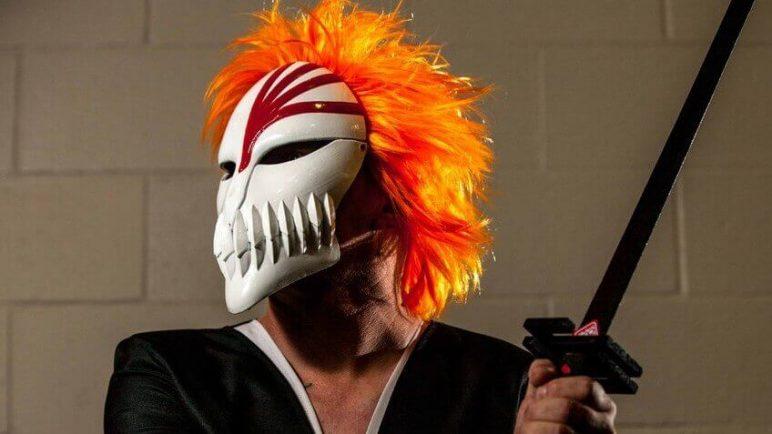 Image of 3D Printed Mask: Ichigo