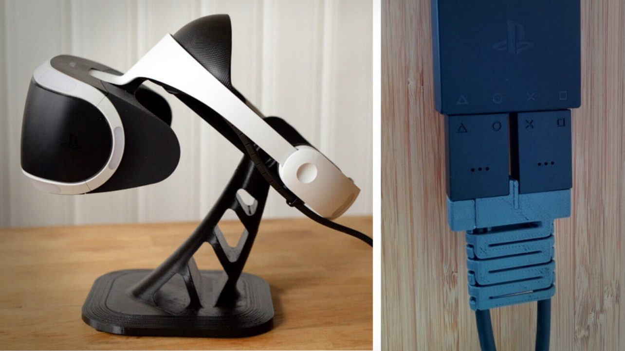15 Best Psvr Stands Amp Accessories To Diy Or Buy All3dp