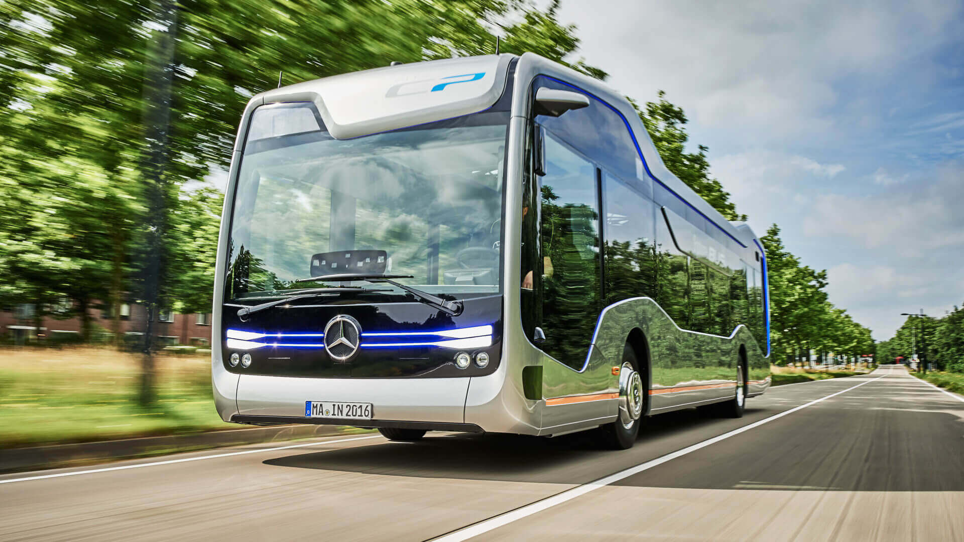 Daimler Now 3D Printing Replacements and Parts for Buses | All3DP