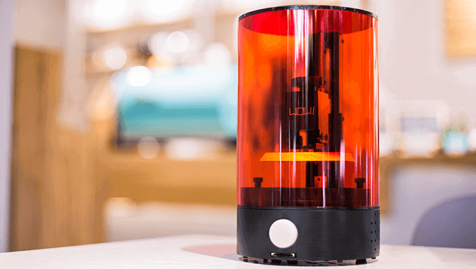 SparkMaker Introduces $249 Desktop SLA Printer on Kickstarter | All3DP