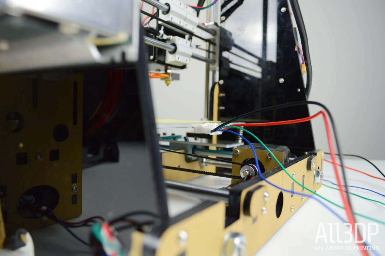 Image of Anet A8 3D Printer Review: Build Quality & Design