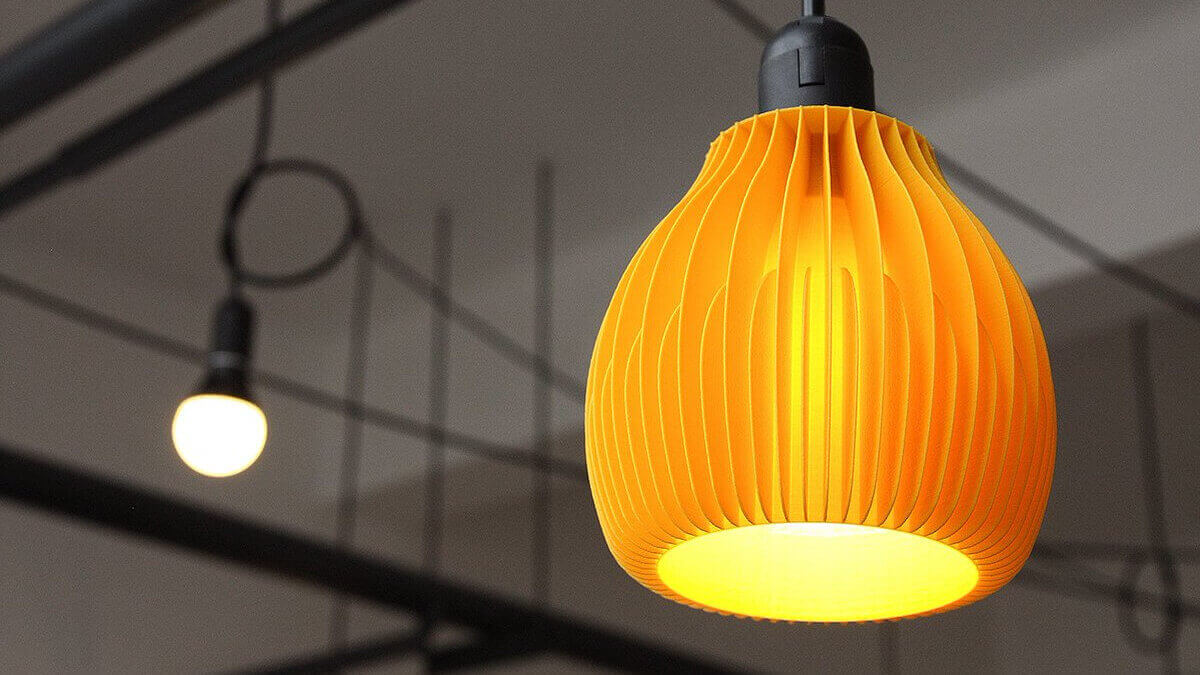 25 Stylish 3D Printed Lamp Shades to DIY | All3DP