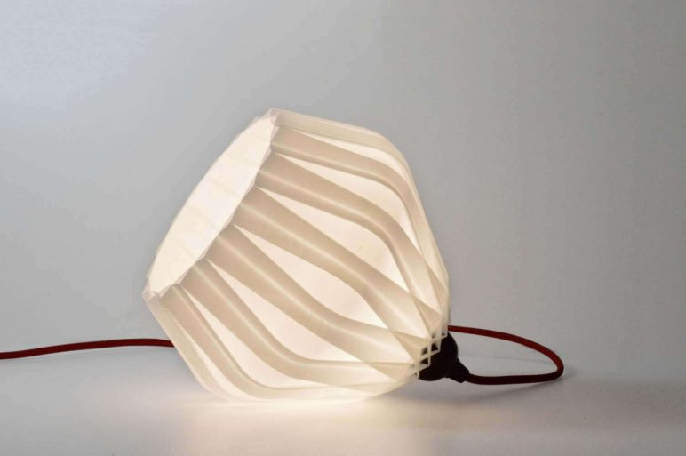 25 Stylish 3d Printed Lamp Shades To Diy All3dp