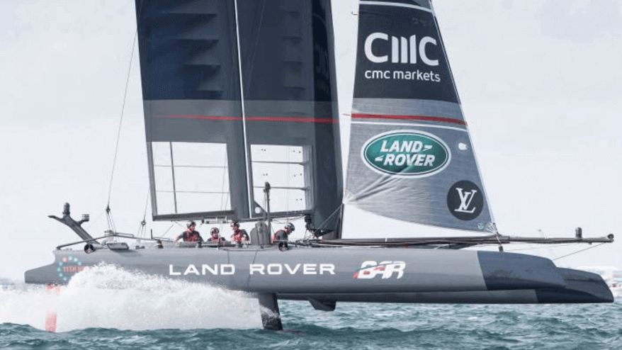 3D Printing Land Rover BAR's Yacht for the America's Cup | All3DP