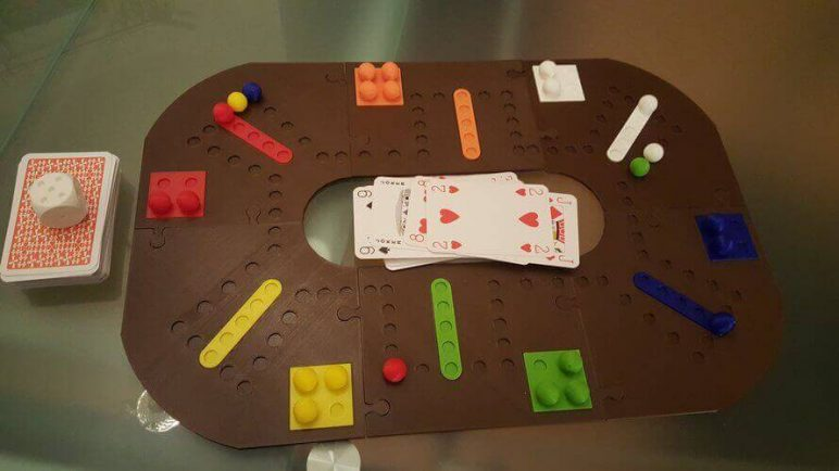 Image of DIY Board Games You Can Make with a 3D Printer: Dog/Tock