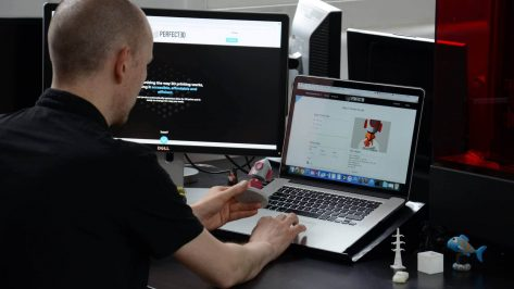 Featured image of Perfected3D is a New Service to Streamline 3D Printing Services