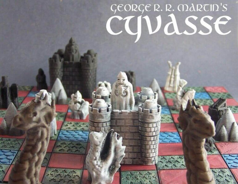 Image of DIY Board Games You Can Make with a 3D Printer: Cyvasse