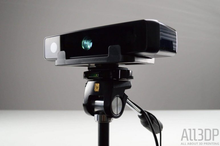 Image of EinScan-SE 3D Scanner Review: Technical Properties