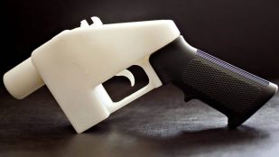 Featured image of 3D Printed Gun Designs Surface on Dark Web for $12