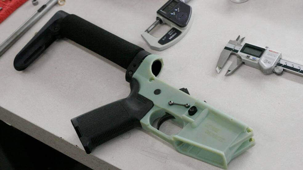 3D Printed Gun Designs Surface on Dark Web for $12 | All3DP