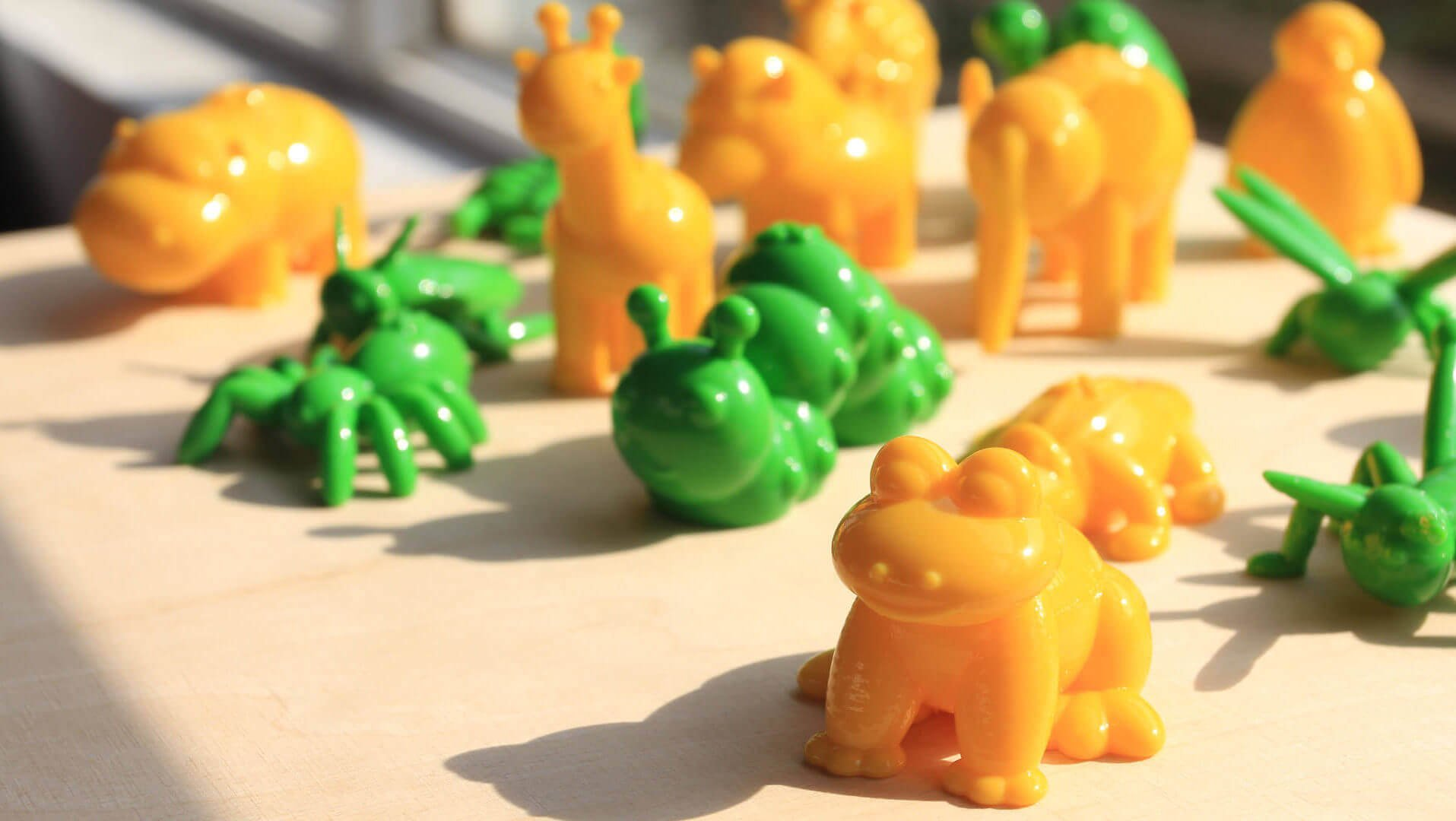 Does Desktop 3D Printing Pose Threat to Toy Manufacturers? | All3DP