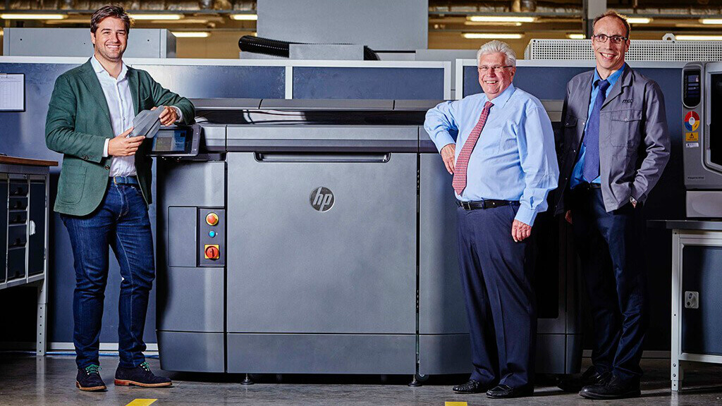 Research Center Acquires First HP Jet Fusion 3D Printer in UK | All3DP