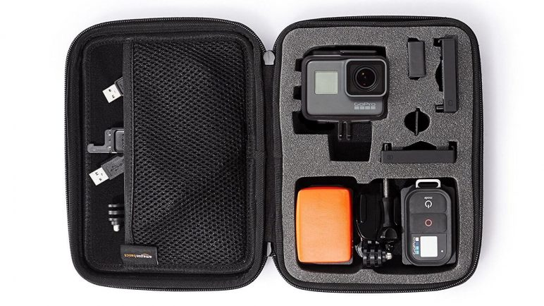 Image of Best GoPro Accessories to 3D Print or Buy: Carrying Case