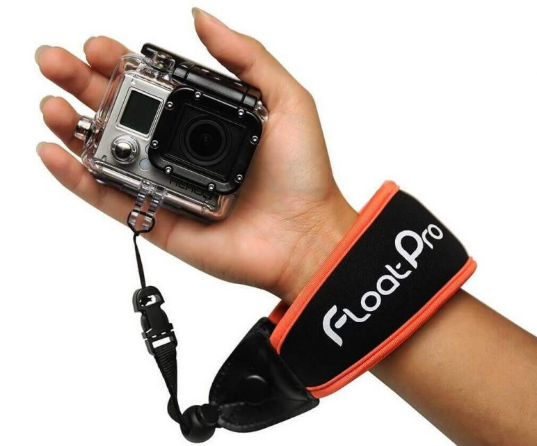 Image of Best GoPro Accessories to 3D Print or Buy: FloatPro Floating Wrist Strap
