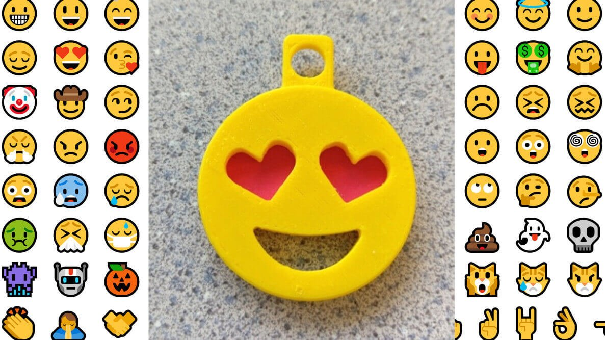 This is a picture of Emoji Faces Printable inside copyright free