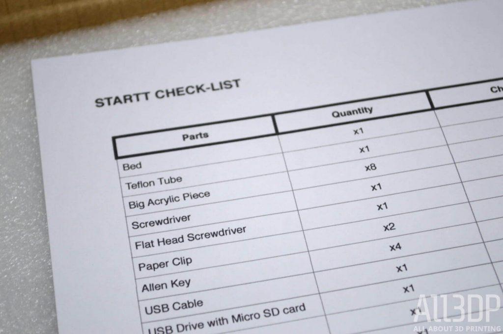 Build a Cheap DIY 3D Printer Kit for $99: The iMakr STARTT | All3DP