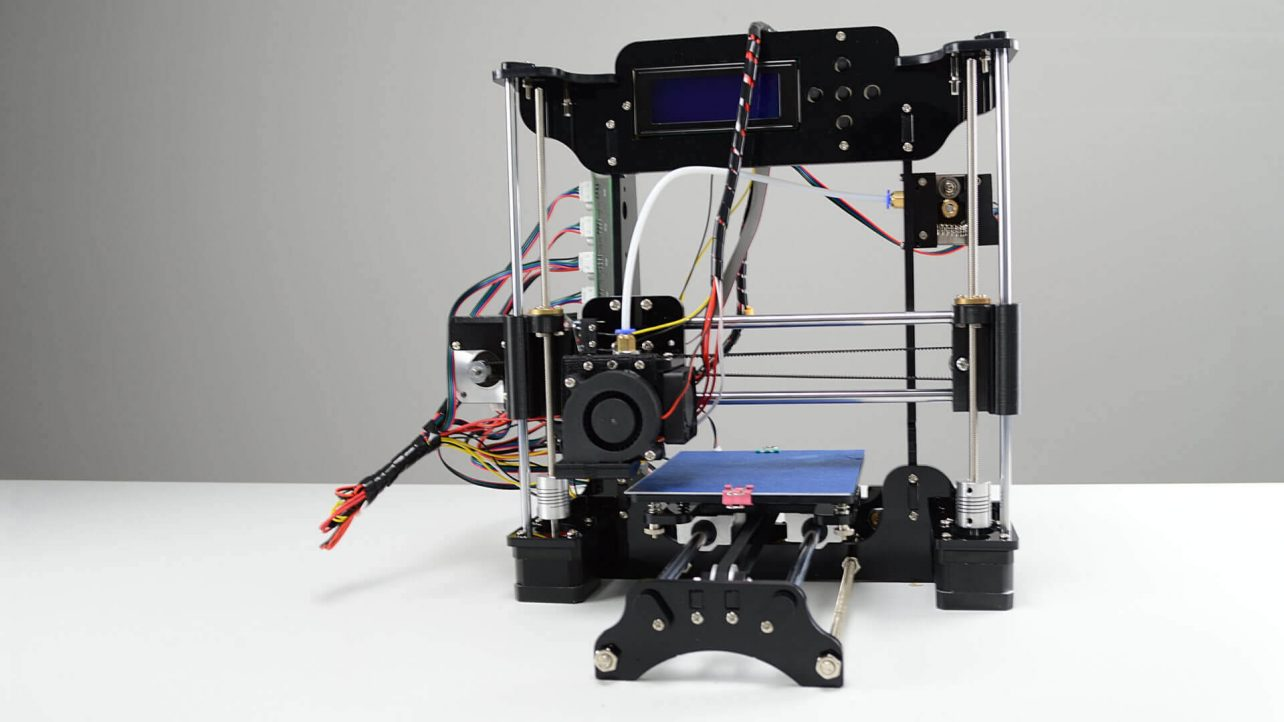 Featured image of Build a Cheap DIY 3D Printer Kit for $99: The iMakr STARTT