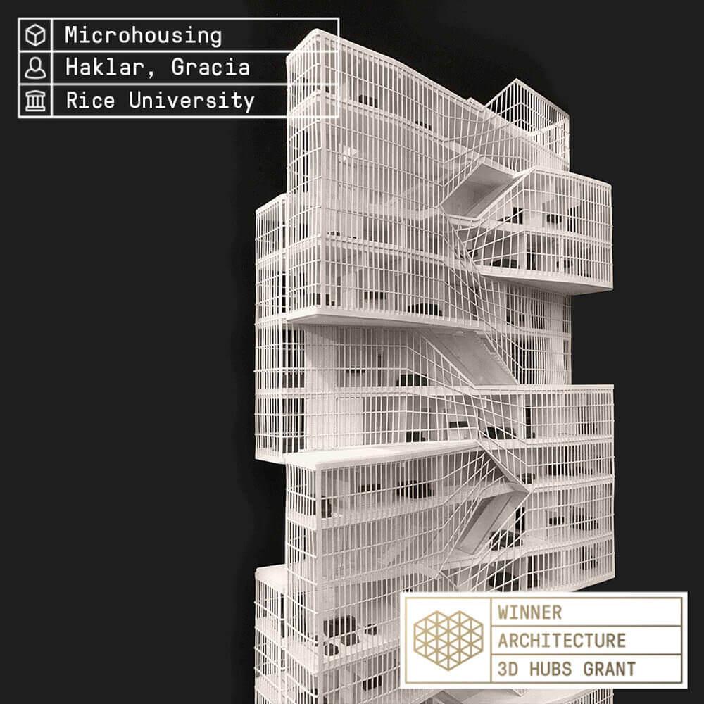 3D Hubs Student Awards