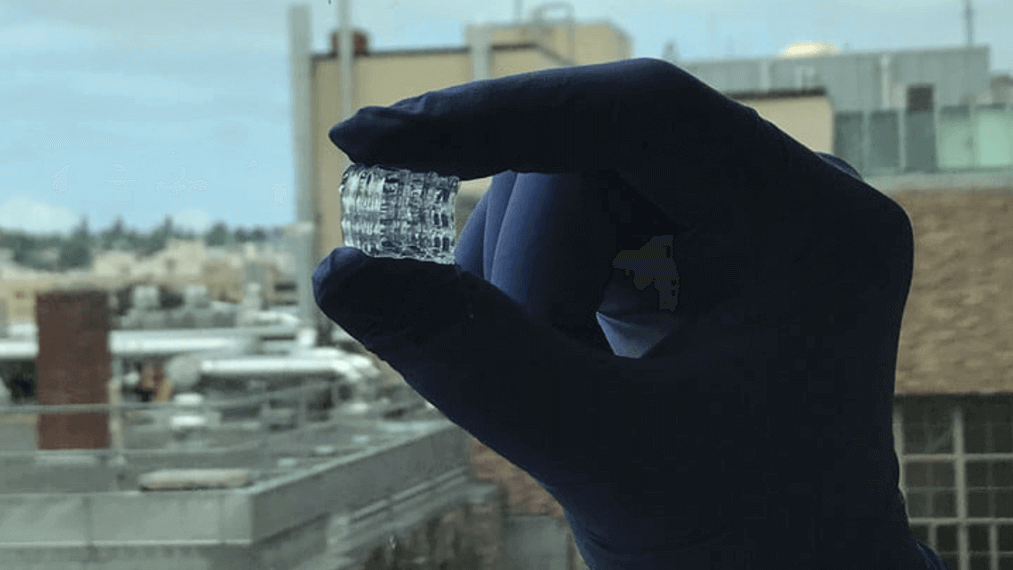 Researchers 3D Print a Hydrogel Bioreactor | All3DP