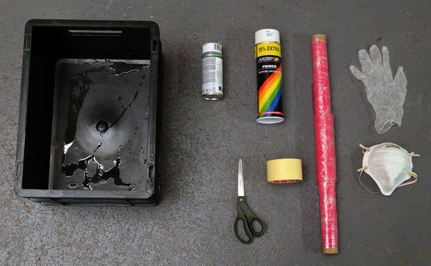 How To Use Hydro Dipping and Hydrographics on your 3D Prints