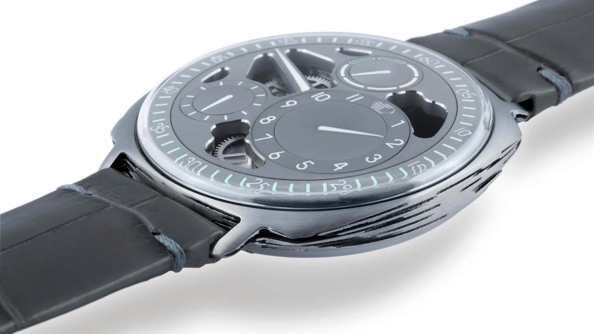 This Charity Auction Watch Has a Unique Metal Sintered Case | All3DP