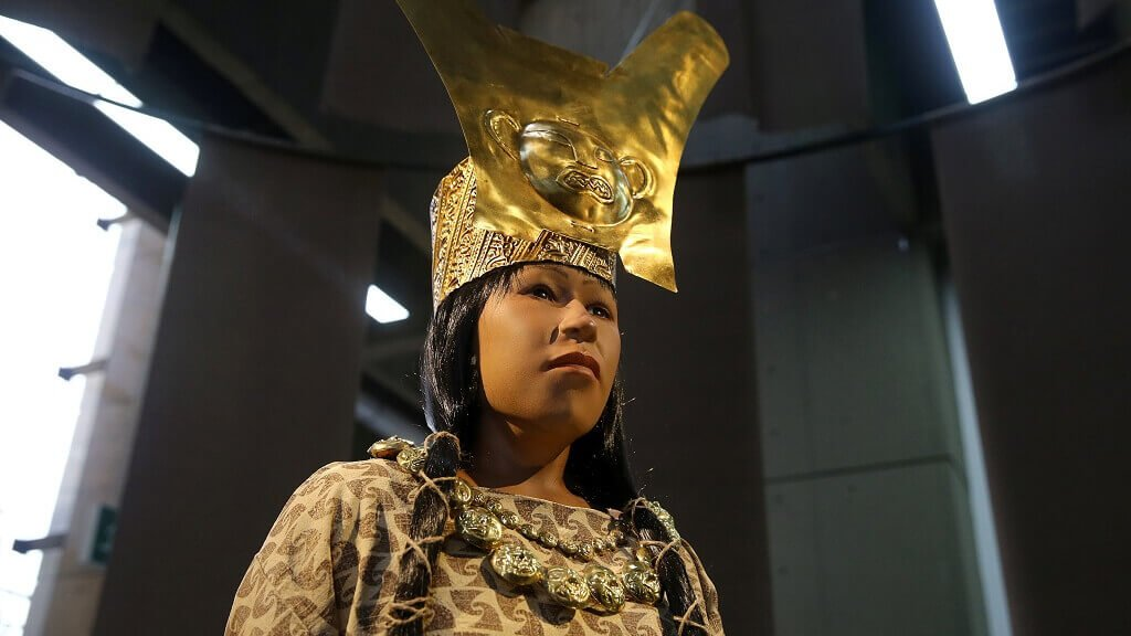 Lady of Cao: Ancient Face Reconstructed with 3D Printing | All3DP