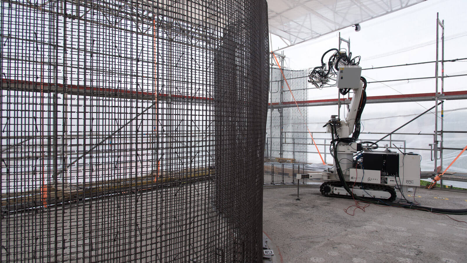 Swiss Researchers Begin Construction of the DFAB HOUSE | All3DP