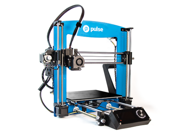 Image of Prusa i3 MK3S Clones and Alternatives: Matterhackers Pulse