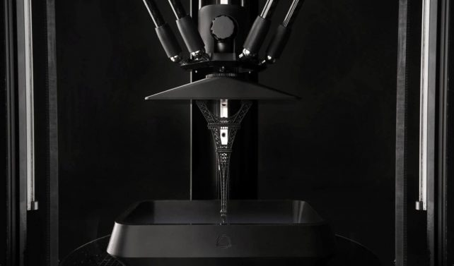 Featured image of Atom 3 Delta 3D Printer Combines SLA and FDM Technology in One Machine