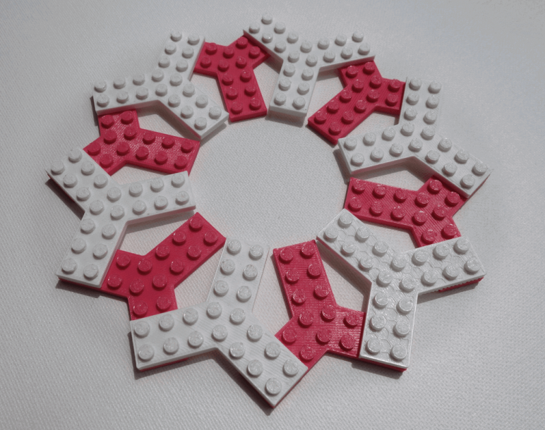 Image of 3D Print Lego: Trilego