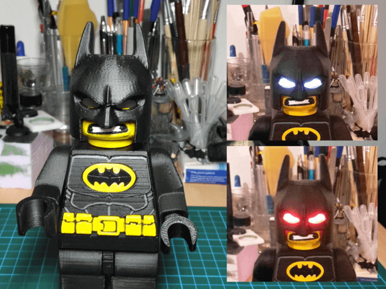 3D Print Lego - 40 Fantastic Lego Parts and Minifigs to 3D Print