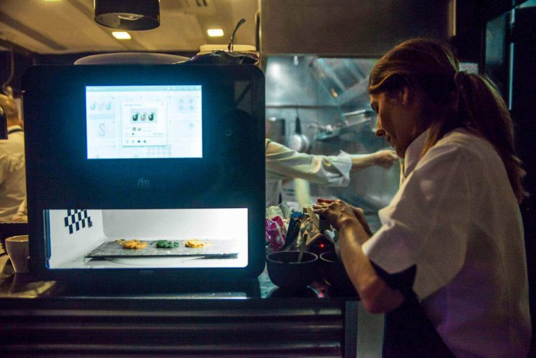 Image of 3D Printed Food Questions Answered: Do Food 3D Printers Also Cook the Food?