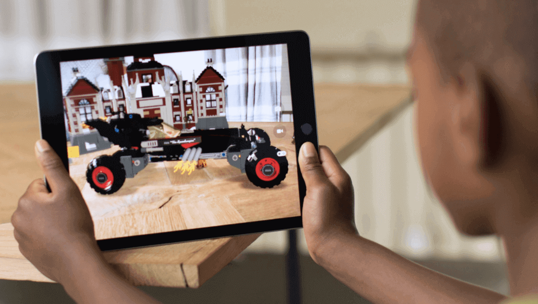 Apple's iOS ARKit Makes 3D Sketching and Modeling Easy | All3DP