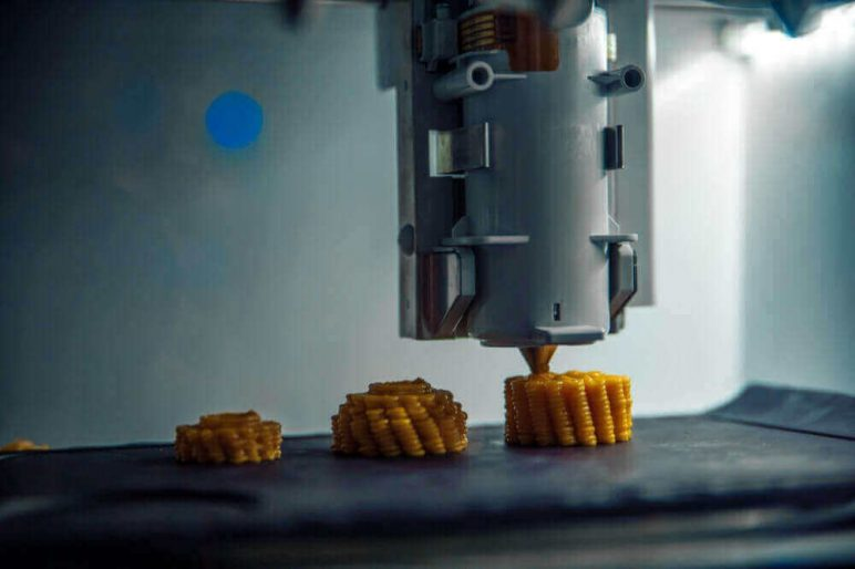 Image of 3D Printed Food Questions Answered: How Does 3D Printed Food Compare to