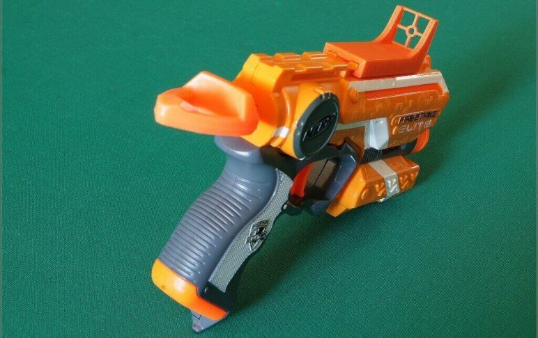 Image of 3D Printed Nerf Gun Parts, Mods & Attachments: External Sight