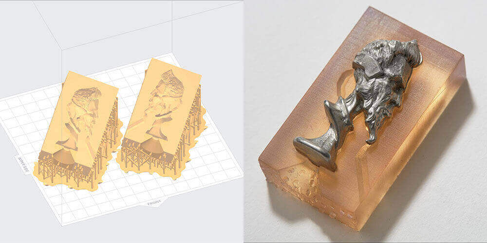 Formlabs Shares Secret to Making Metal Miniatures With 3D Printing