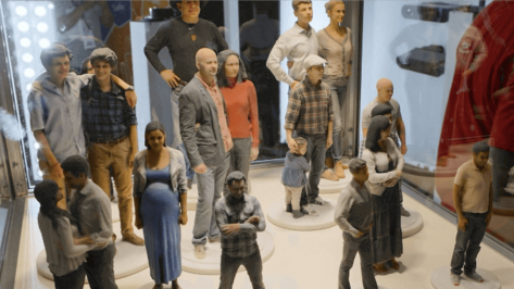 Featured image of British Makerspace Builds £1,000 Full-Body 3D Scanner with 27 Raspberry Pi