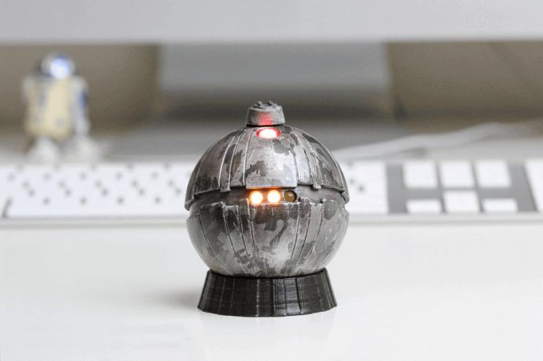 Image of Star Wars 3D Models to 3D Print: Thermal Detonator