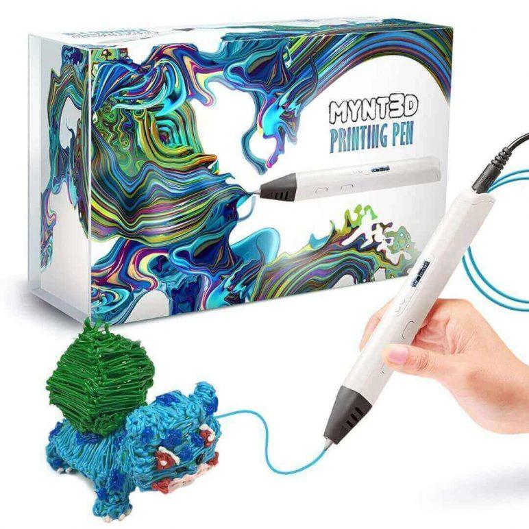 Image of 16 Best 3D Pens in 2019: MYNT3D Printing Pen